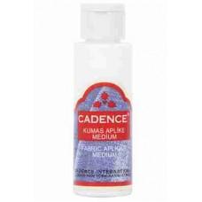 Cadence Fabric Applique (Aplique) Medium 70ml