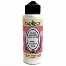 Cadence Fabric Decoupage Glue 120ml