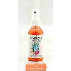 Cadence Your Fashion Textile Spray 100ml Orange 1105