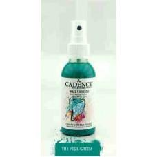 Cadence Your Fashion Textile Spray 100ml Green 1111