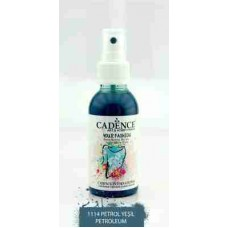Cadence Your Fashion Textile Spray 100ml Petroleum 1114