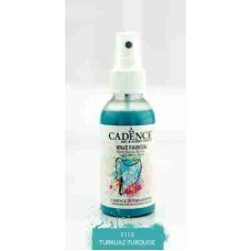 Cadence Your Fashion Textile Spray 100ml Turquoise 1115