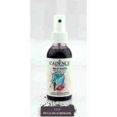 Cadence Your Fashion Textile Spray 100ml Aubergine 1117