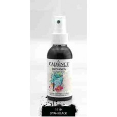 Cadence Your Fashion Textile Spray 100ml Black 1119