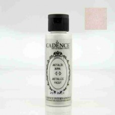 Cadence Diamond Metallic Paint 70ml Pearl 201