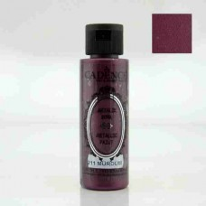 Cadence Diamond Metallic Paint 70ml Plum 211