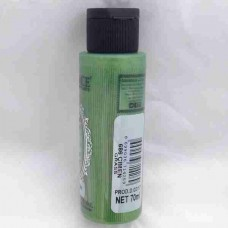 Cadence Diamond Metallic Paint 70ml Grass 686