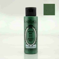Cadence Diamond Metallic Paint 70ml Celery 220