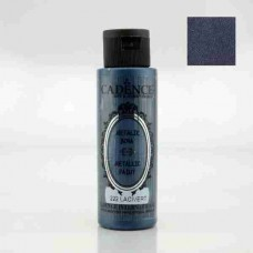 Cadence Diamond Metallic Paint 70ml Dark Blue 222