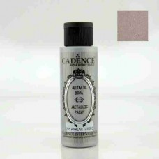 Cadence Diamond Metallic Paint 70ml Bright Silver 235