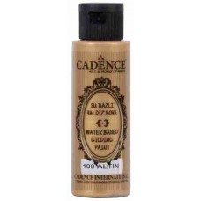 Cadence Gilding Paint 70ml 100 Gold