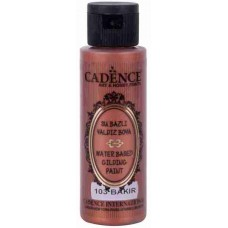 Cadence Gilding Paint 70ml 103 Copper