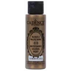 Cadence Gilding Paint 70ml 112 Majestic Gold
