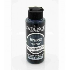 Cadence Hybrid Paint 120ml H060 Black