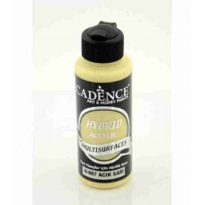 Cadence Hybrid Paint 120ml H007 Light Yellow