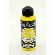 Cadence Hybrid Paint 120ml H009 Yellow