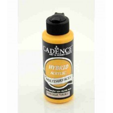 Cadence Hybrid Paint 120ml H010 Warm Orange