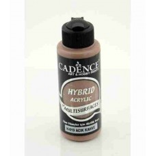 Cadence Hybrid Paint 120ml H019 Light Brown