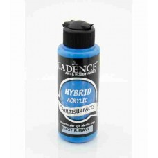 Cadence Hybrid Paint 120ml H037 Royal Blue