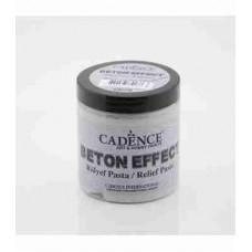 Cadence Beton Effect Relief Paste 250ml