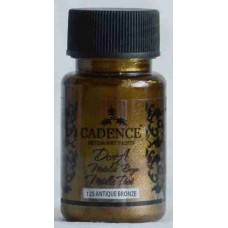 Cadence Dora Metallic 50ml Antique Bronze 125