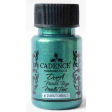 Cadence Dora Metallic 50ml Emerald 141