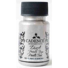 Cadence Dora Metallic 50ml Diamond 151