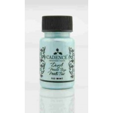 Cadence Dora Metallic 50ml Mint 153