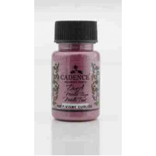 Cadence Dora Metallic Paint 50ml Bright Maroon 157