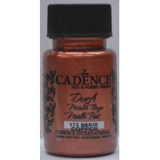 Cadence Dora Metallic 50ml Cooper 173