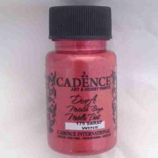 Cadence Dora Metallic 50ml Wine 175