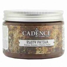 Cadence Rusty Patina RPO01 Patina Brown