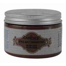 Cadence Shabby Chic Relief Paste 150ml Chocolate S5