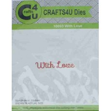 Crafts4U Die With Love 10093