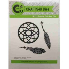 Crafts4U Die Dream Catcher 10121