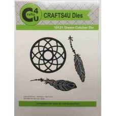 Crafts4U Die Dream Catcher 10121