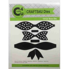 Crafts4U Die Bow 10122