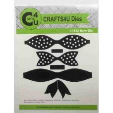 Crafts4U Die Bow 10122