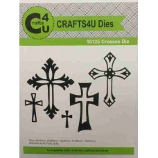 Crafts4U Die Crosses 10125