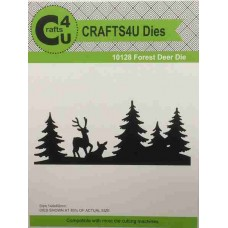 Crafts4U Die Forest Deer 10128