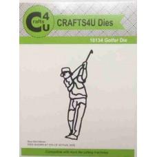 Crafts4U Die Golfer 10134
