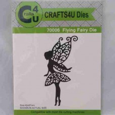 Crafts4U Die Flying Fairy 70006