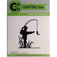 Crafts4U Die Fly Fishing 70023