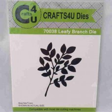 Crafts4U Die Leafy Branch 70038