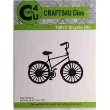 Crafts4U Die Bicycle 70072