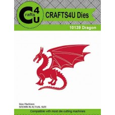 Crafts4U Die Dragon 10139