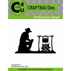 Crafts4U Die Aussie Camper 10142