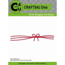 Crafts4U Die Wrapped and Ready 10153