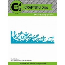 Crafts4U Die Frosty Border 10155