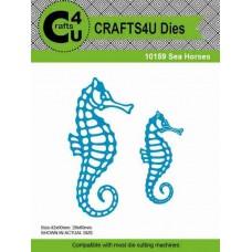 Crafts4U Die Sea Horses (2 dies) 10159
